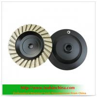 Cheap diamond cup grinding wheel for stone for sale