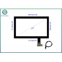 Cheap WideScreen 18.5 Inch Capacitive Multi Touch Screen for sale