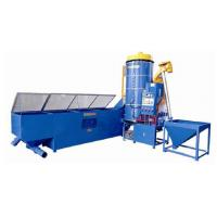 Cheap Expandable Polystyrene Foam Making Machine EPS Continuous Pre Expander for sale
