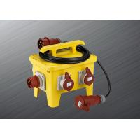 China Heavy Duty Temporary Power Distribution Box IP67 Waterproof Protection on sale