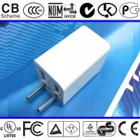 Cheap 2014 HOT SELL 5V1A 5V1.5A pure white color charger for smart phone for sale
