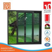 Cheap China Top Quality 10 years warranty Aluminum Window Frame Design for sale