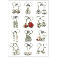 Cheap wholesale fashion jewelry accessories keychains cheap from China for sale