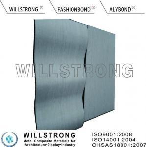 China Super Thin AHP Aluminium Honeycomb Panels Fire - Proof Wall Cladding on sale