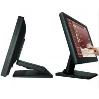 Cheap Industrial TFT / TN Panel Touch Screen Display Monitor 19 Inch VGA / DVI / USB Interface for sale