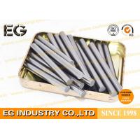 Cheap High Purity Carbon Graphite Rods Bulk Density Low Ash Content Various Small Size for sale