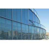 Buy cheap Curved Laminated Insulated Glass 19mm 20mm 25mm For Curtain Wall from wholesalers