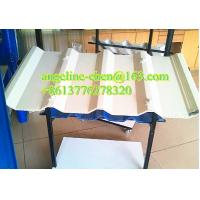 Cheap High strength,noise and heat insulation PVC hollow roof tile making/production line for sale