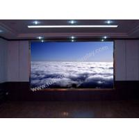 China High Resolution Fix Led Screen , Hanging Led Display Nova / Linsn System on sale