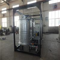 China Modified Bitumen Emulsion Plant Water Heated By Thermal Oil Customized Color on sale