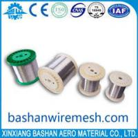 Cheap High quality 300 series coarse  stainless steel wire by xinxiang bashan for sale