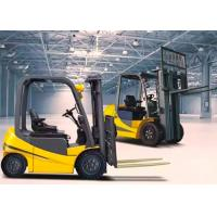 Cheap Four Wheels 3ton Electric Warehouse Forklift Trucks With 3m Lift Height for sale
