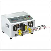 Cheap Double Track Wire Cutting And Stripping Machine Easy Operation 32KG Weight for sale