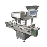 Cheap Fully - Automatic 16 Passageway Pharma Tablet Machine Capsule Counting Filling for sale