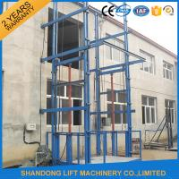 Cheap Construction Material Hydraulic Elevator Lift for sale