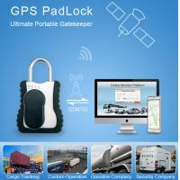 Cheap aluminum alloy GPS-monitoring Lock Container transport security system / shipping container/asset tracking for sale