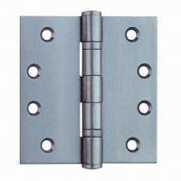 China Door Hinge, Heavy-duty, with CE and UL Certification, Made of SUS304 or SUS316 on sale