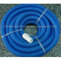 China Blow Molded Swimming Pool Accessories PE Vacuum Hose For Above Ground Pool on sale