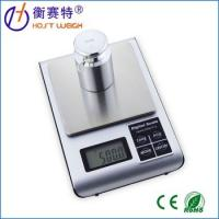 Cheap HOSTWEIGH digital jewelry scale 1000g 0.1g Mini Portable LCD Electronic Digital Scale Jewelry Pocket Balance Weight for sale