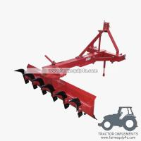5GBR - tractor 3point hitch grader blade with rippers 5Ft