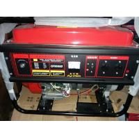 Cheap Low price generator brushless  copper wire   5kw gasoline generator  ac single phase  key start  for sale for sale