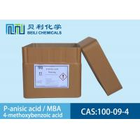Buy cheap White Powder Alternative Preservatives Cosmetic Raw Material 100-09-4 from wholesalers