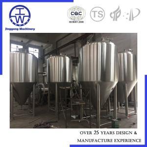 Cheap Beer Brewery Stainless Fermentation Tank 2000L-5000L Fermentation Vessel Fermenter for sale