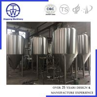 Buy cheap Beer Brewery Stainless Fermentation Tank 2000L-5000L Fermentation Vessel from wholesalers