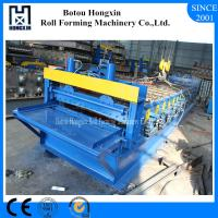 Cheap Car Board Automatic Roll Forming Machine 72 Roller Diameter 11 Rows Roller for sale