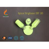 Cheap C.I 185 Optical Brightener For Polyester EBF Crystal Powder HS CODE 32042000 for sale
