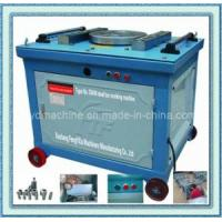 Cheap Steel Wire Machinery, High Quality Manual Bar Bending Machine (GW40) for sale