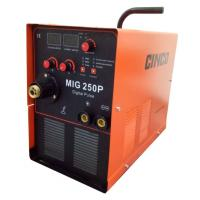 Cheap MIG250P Pulse Aluminum Welding Machine 9.2KVA with Digital Control Easy to Move for sale