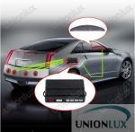 Cheap 4 Sensors System 12v Car Parking Sensor 0.3m - 2.5M Detectin Range for sale
