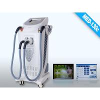Multifunctional 2 Handles Radio Frequency IPL Hair Removal Beauty Machine with 2000W
