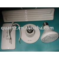 Buy cheap Ceramic Emitter Quartz Heater lamp from wholesalers
