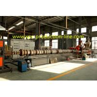 Cheap CE CO2 XPS Production Line OGSS 150 / 200 for Extruded Styrofoam Sheets wholesale