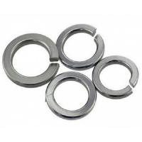 Cheap Stainless Steel Split Spring Lock Washers With Bend And Flat End Din7980 Din 127a Din127b for sale