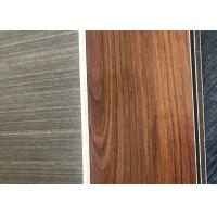 Buy cheap 1.22m*2.44m Honey Melamine Laminated Boards For Office Furniture MFC Boards from wholesalers