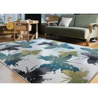 Cheap Comfortable Cut Pile Polyester Indoor Area Rugs For Home Decoration for sale