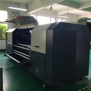 Cheap Belt Type Digital Fabric Printing Machine , Reactive Ink  Textile Inkjet Printer for sale