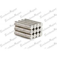 """Cheap Disc Shape Axially Magnetized Permanent Magnet Dia3/8"""" * 3mm Thick For Electric Products for sale"""
