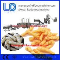 Cheap Automatic Rotary Kurkure Making Machine , Corn Chips Making Machine wholesale