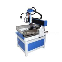 Cheap 600*600mm Cast Iron CNC Metal Carving Machine with 4th Axis DSP Control for sale