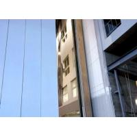 17 Meters High Partition Wall Heavy - Duty Eco - Friendly Stack One End