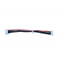 China 22 AWG 600V 6 Pin 1.0mm Industrial Wiring Harness on sale