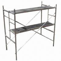Cheap Construction Scaffolding System, Includes Portal and Ladder Frame for sale