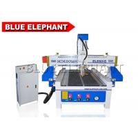 Cheap 6015 Computer Controlled Wood Carving / Wood Cnc Router Mach3 With Wireless Handle for sale