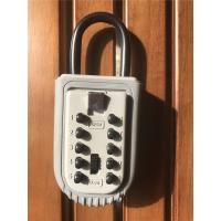 Cheap High security Push Button Protable Key Lock Box for Real Estate for sale