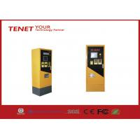 Cheap 220V AC 50/60Hz Car Park Terminal 7'' TFT - Touch Screen Display for sale