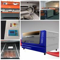 Cheap Good quality Non-metal laser cutting machine 1250*900mm work size 80w 100w 130w with CE AND ISO for sale